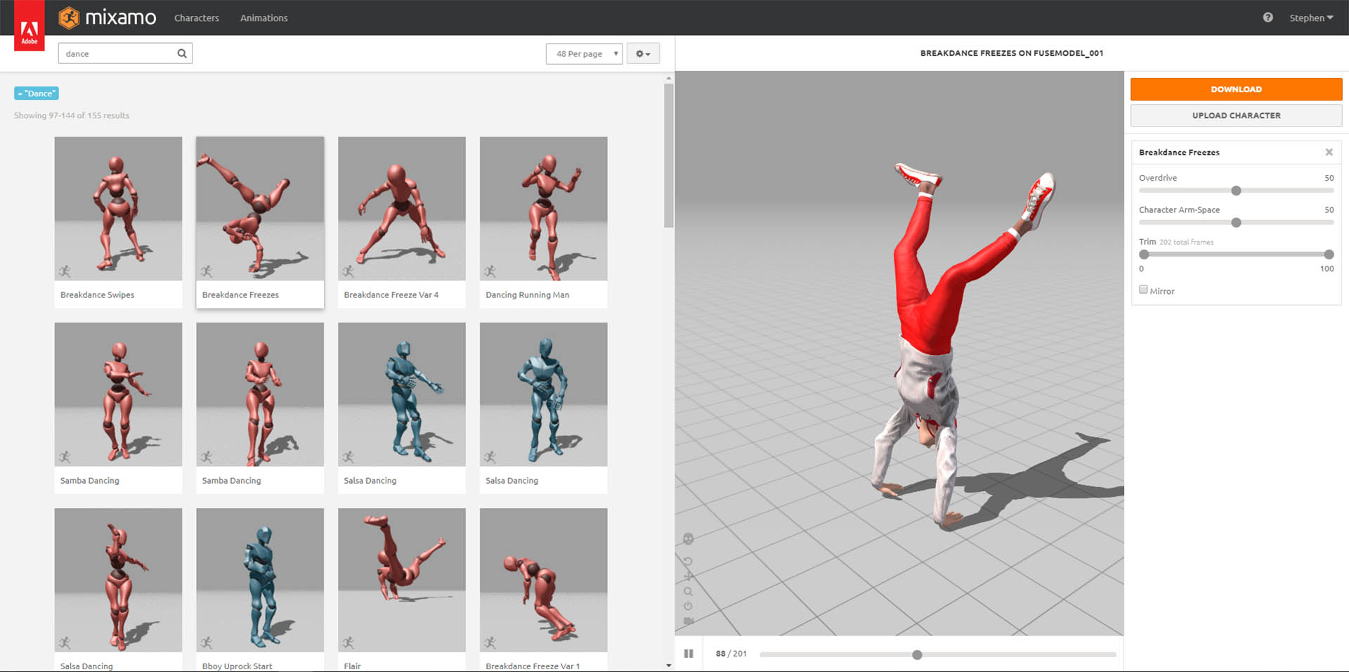 Workflow – Dexter Motion | Animation, Motion Graphics and VFX